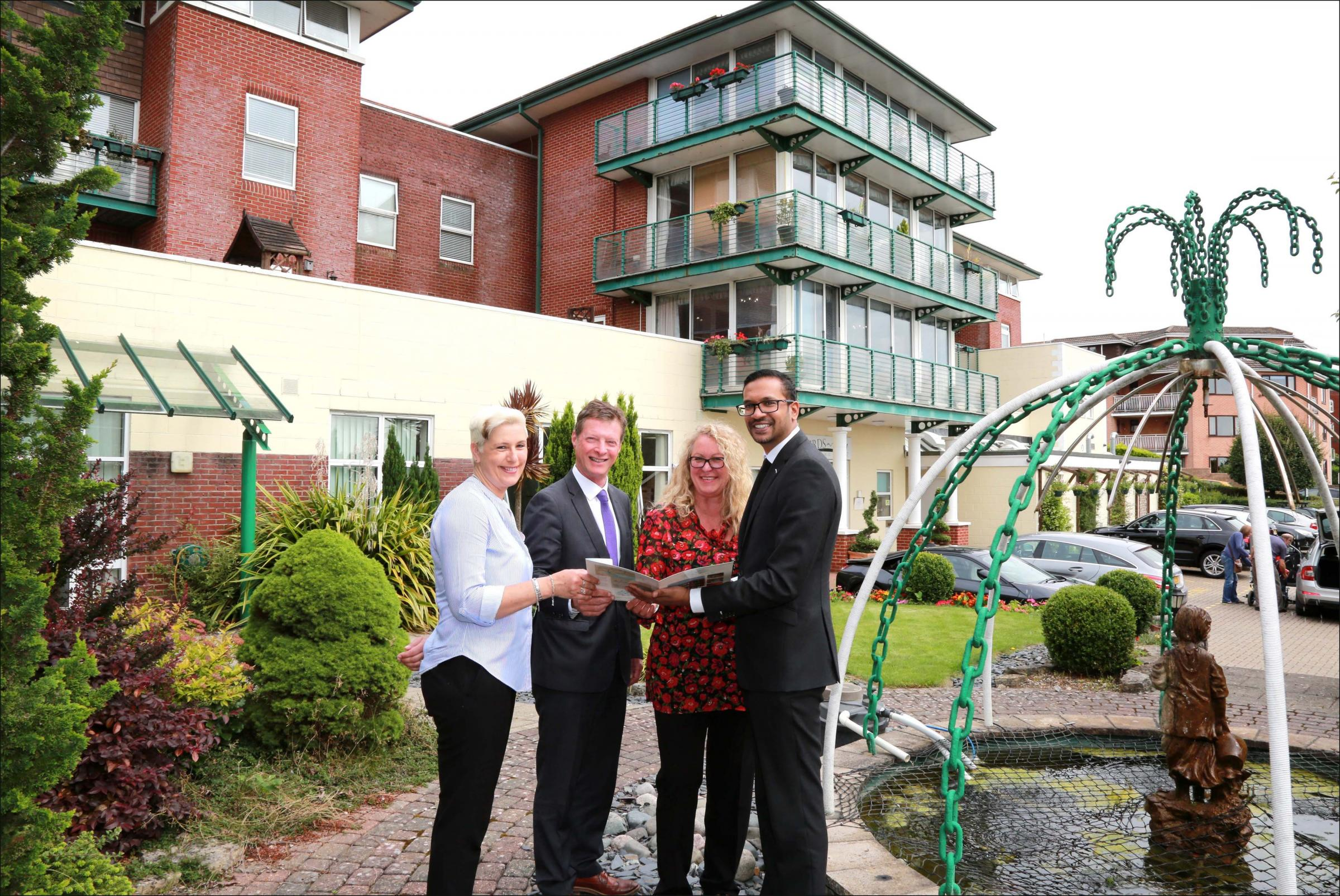 Poole nursing home is sold for millions - with £600k improvements