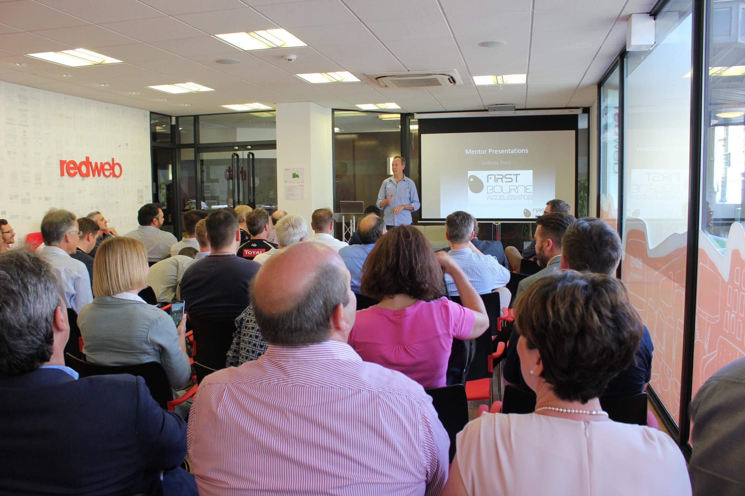 Silicon South - Bourne Accelerator Program 2016