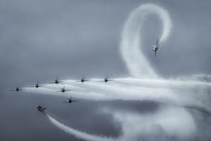 Adult Air Festival photographic competition entry winner Brendan Masterson