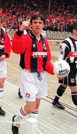 Bournemouth Echo: Cherries through the years, 1899 to 2003: click to see a gallery!