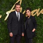 Bournemouth Echo: These posts from David and Victoria Beckham in China are TOO cute
