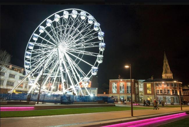 Bournemouth's getting a big wheel on the seafront this Christmas