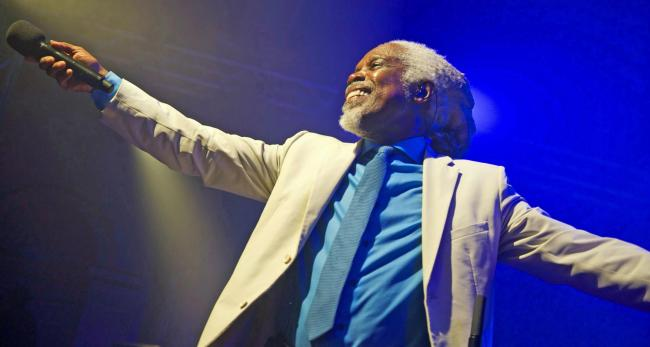 Legendary soul singer Billy Ocean, one of the headline acts revealed for the Upton House Music Festival 2017.