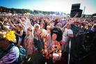 FESTIVAL FUN: Last year's Bestival on the Isle of Wight