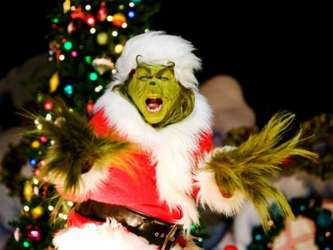 CLASSIC: A drive-in screening of The Grinch will be shown at Holmsley Runway in Bransgore. Photo: Universal Pictures