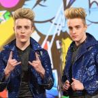 Bournemouth Echo: Jedward offer flawless logic for why the CBB toilet is a mess...then get back to eating a strawberry