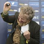 Bournemouth Echo: Sir Rod Stewart had more fun doing the Scottish Cup draw than anyone doing a cup draw ever has