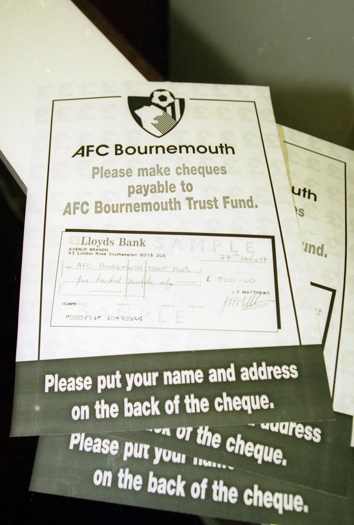 the night that saved the cherries afc bournemouth u0027s winter