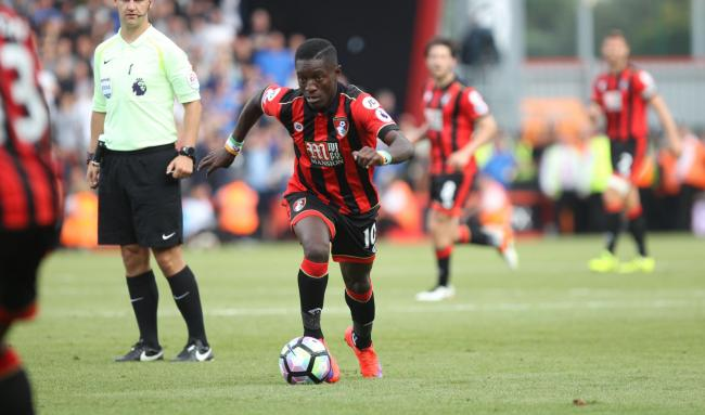 ON HIS WAY: Max Gradel is being tipped to leave Cherries