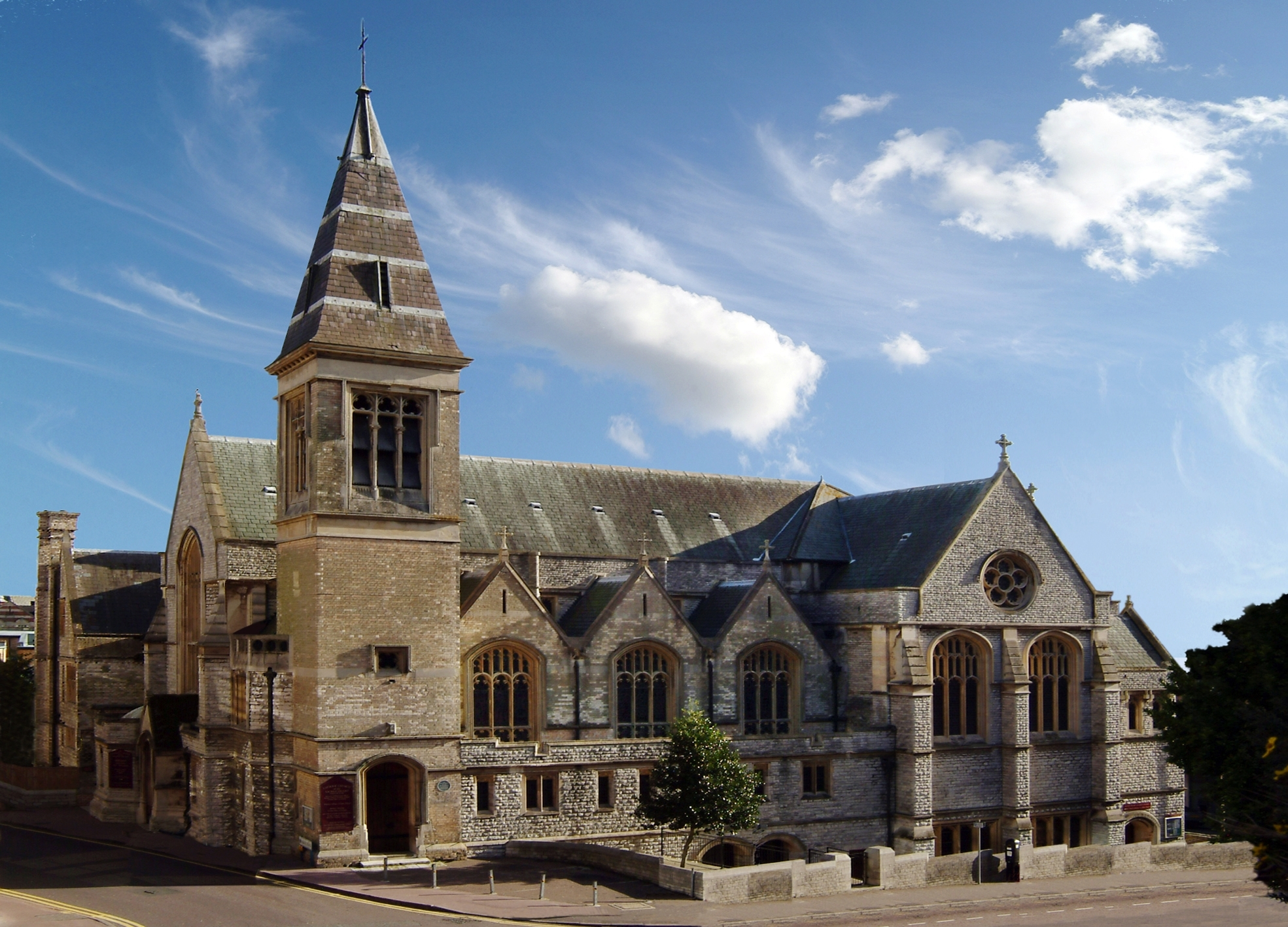 The Sacred Heart Church, Bournemouth