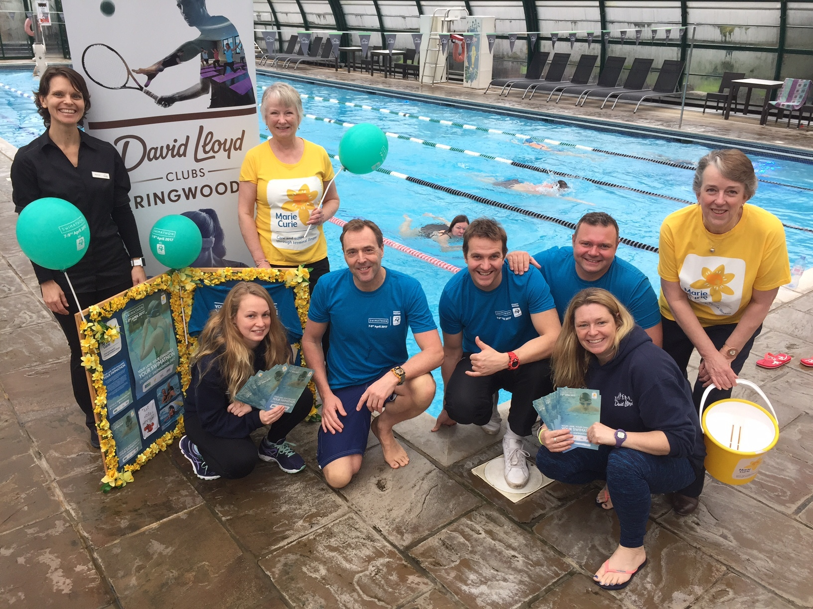 David Lloyd Ringwood >> Swimathon Is Back And Here S How You Can Take Part