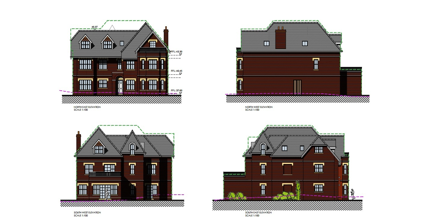 Coach house designs bournemouth council