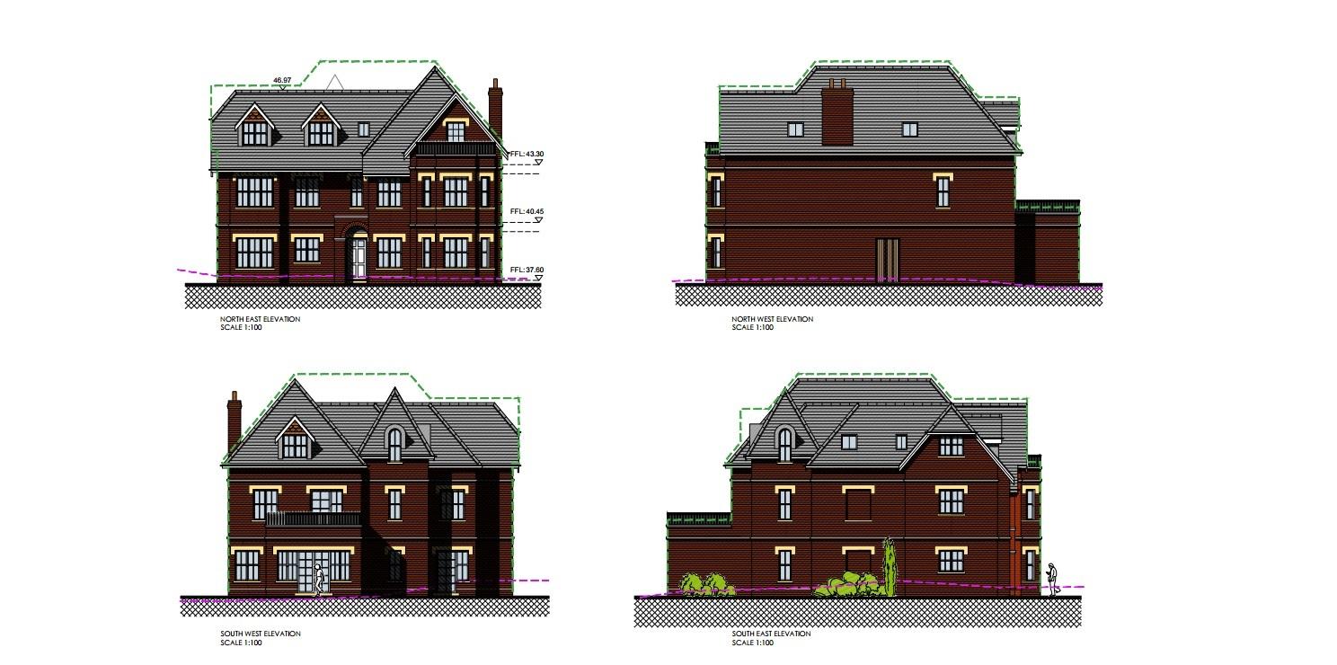 Coach house designs bournemouth council