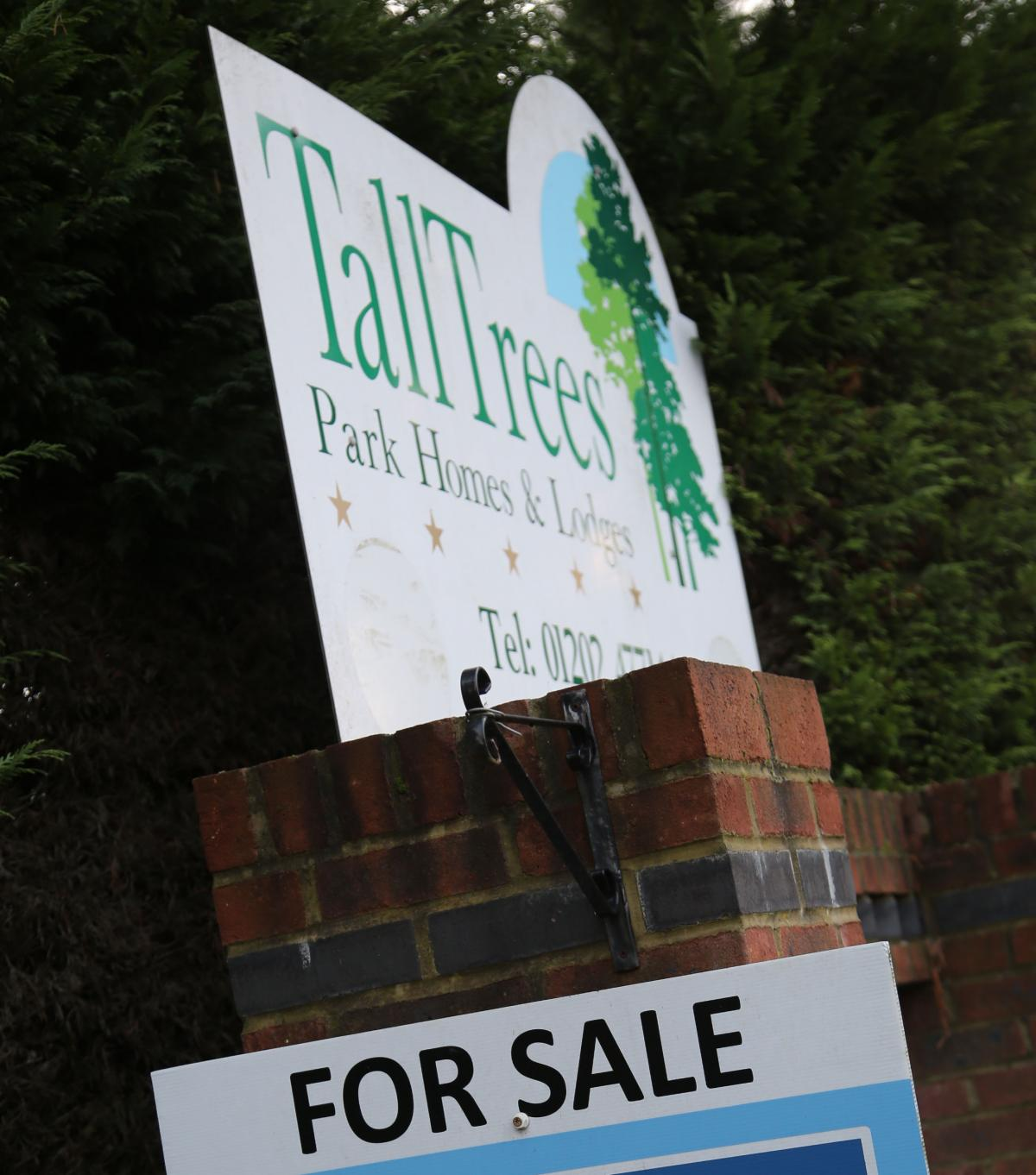 Tall Trees Park Is Sold Amid Planning Enforcement Row