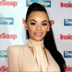 Bournemouth Echo: Chelsee Healey cried when she found out she was pregnant