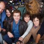 Bournemouth Echo: Han Solo movie cast together as filming of Star Wars spin-off begins