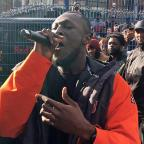Bournemouth Echo: Stormzy throws free gig in Camden park to celebrate new album