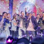 Bournemouth Echo: Five To Five are crowned Let It Shine winners