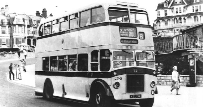 Picture of the Day: A Leyland 'Titan' bus in 1950