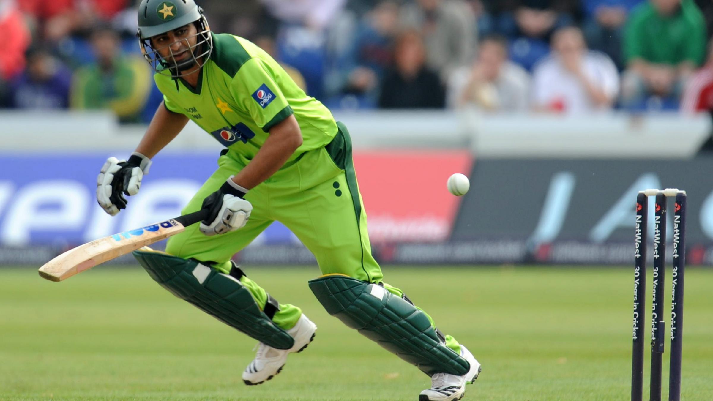 Shahzaib Hasan被巴基斯坦板球委员会暂停