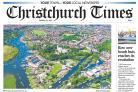 Here's where you can get hold of a copy of the new Christchurch Times