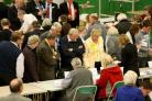 FLASHBACK: Dorset County Council election night 2013 in Christchurch