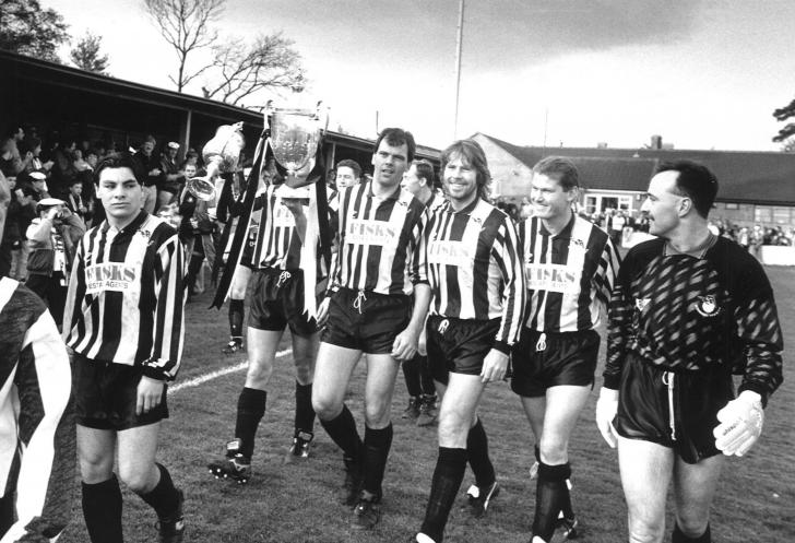 Some 25 Years On Tom Killick Reflects On Wimborne Towns Against