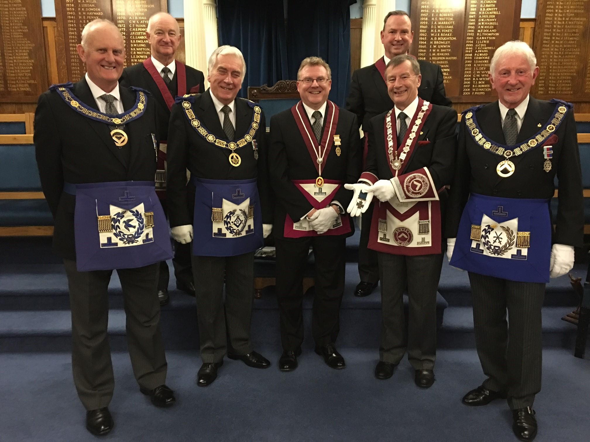 Freemasonry celebrates 300 years in Dorset (but it's not all secret
