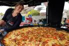 PICTURES: Thousands 'whet their appetites' at Christchurch Food Festival