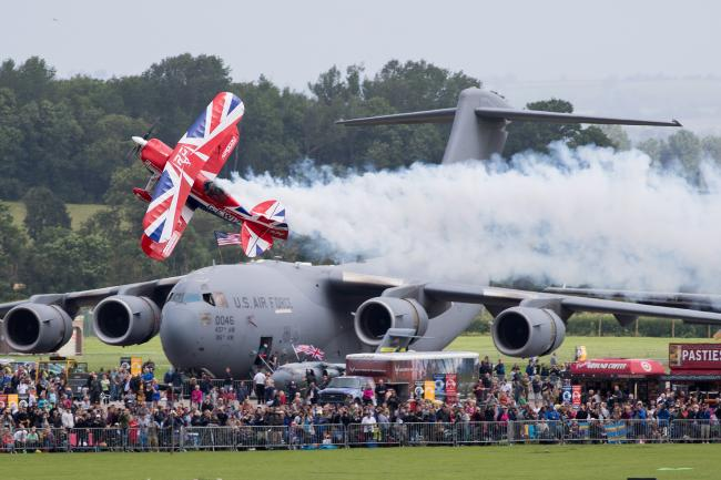 WIN: Tickets to the RNAS Yeovilton International Air Day!