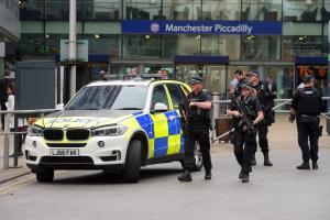 No military will be deployed in Dorset following Manchester attack