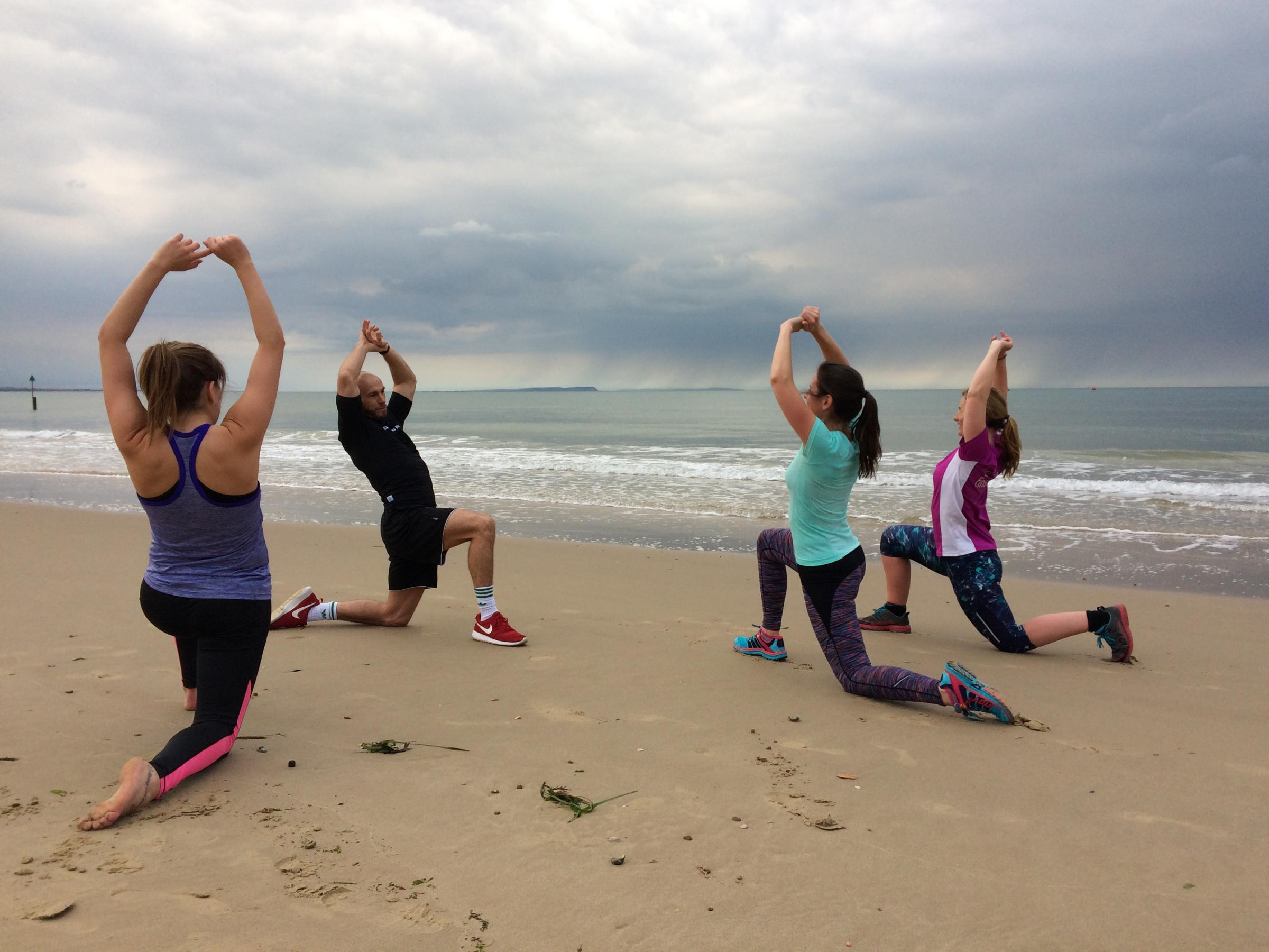 Boot camp dorset