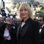 Bournemouth Echo: Uma Thurman presides over Un Certain Regard prize ceremony at Cannes