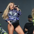 Bournemouth Echo: Little Mix singer Perrie Edwards gets down and dirty with f-word gaffe