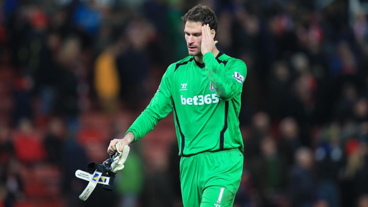 Cherries finalise deal for goalkeeper Asmir Begovic