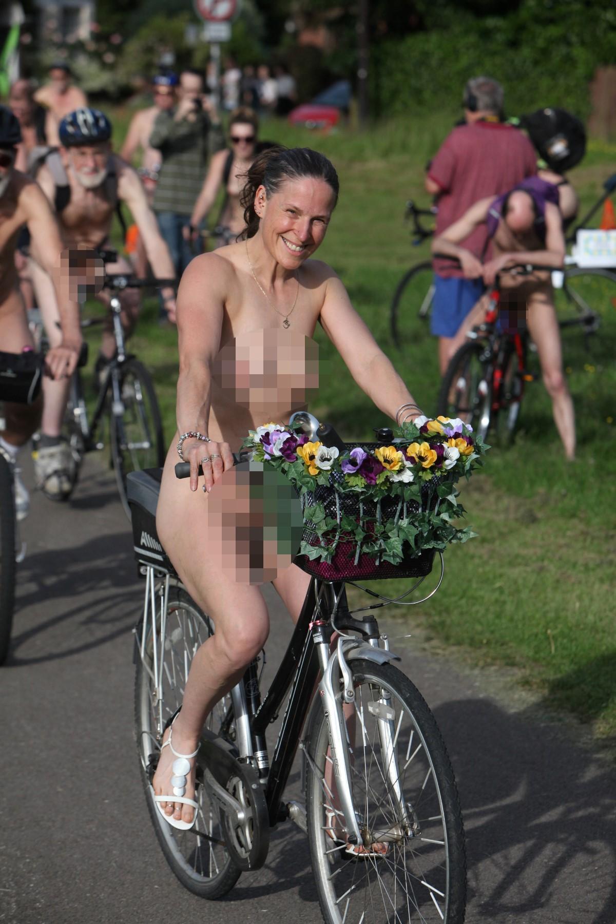 Nude bike ride pics, verey youngist herdcoor porn