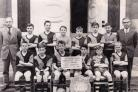 Picture of the Day: Porchester School football U13s team 1960-61