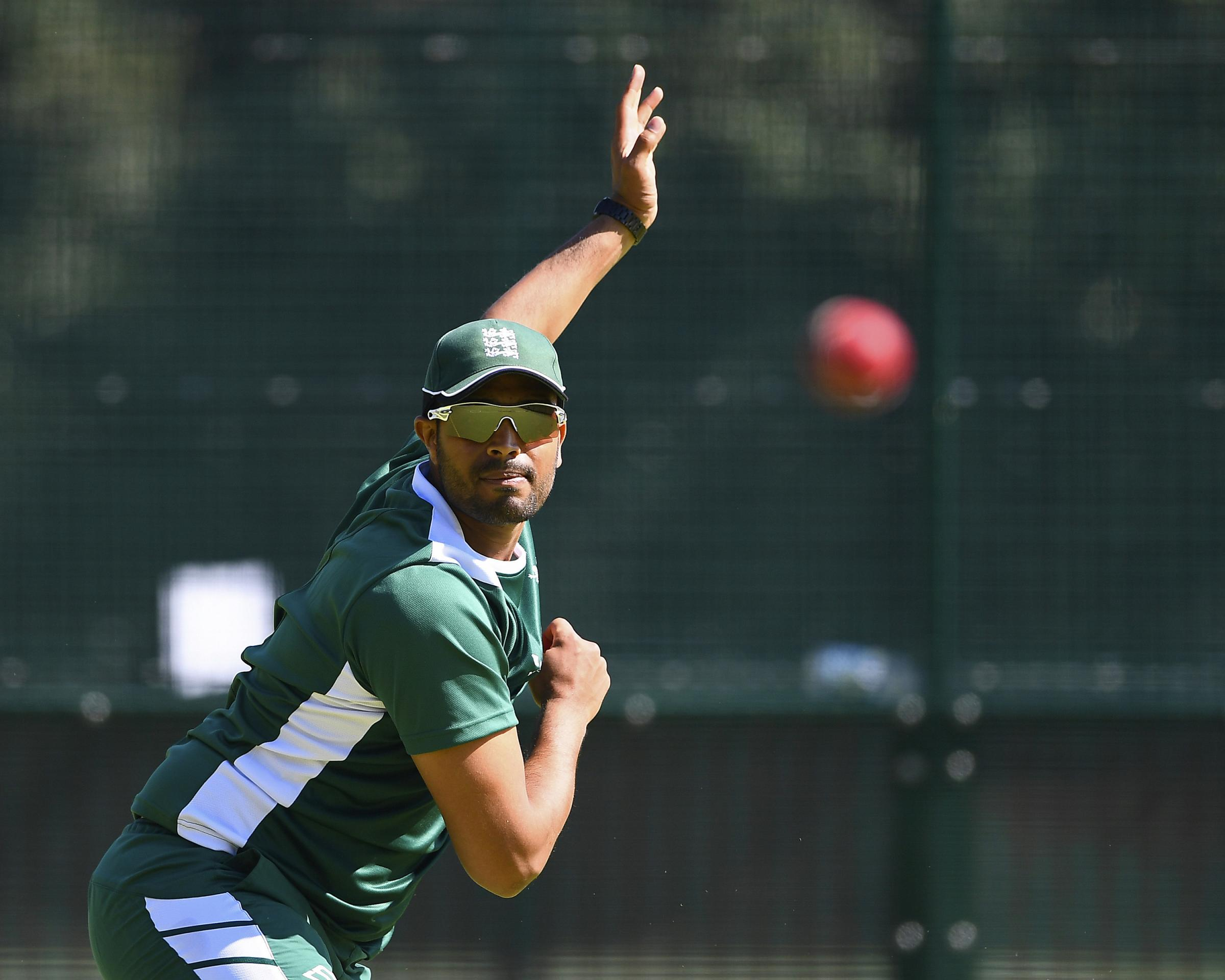 SPIN KING: Jigar Naik picked up eight wickets during Dorset's opening victory against Wiltshire