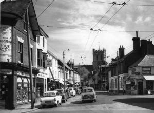 Bournemouth Echo: We look back at Christchurch through the years in our nostalgia gallery. Click to see more pictures.