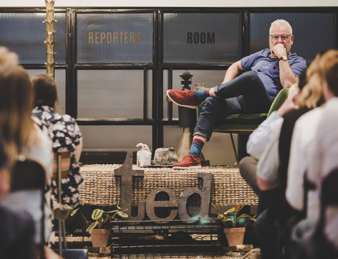 f2e2b20528dd58 WEDNESDAY BOSS  Ted Baker founder Ray Kelvin tells why he invested £80m in  Bournemouth – and why everyone has to hug h