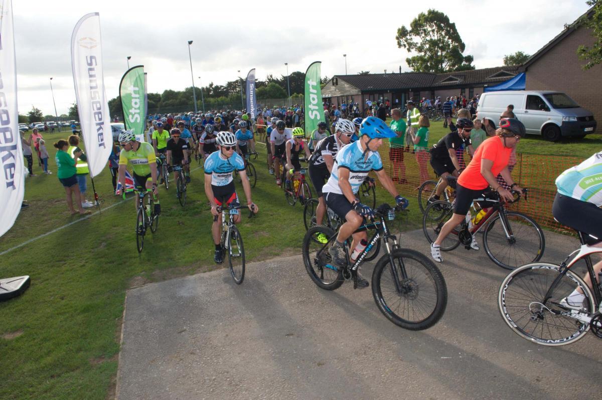 2e23da265 GALLERY  Hundreds of cyclists take part in Macmillan Dorset Bike ...