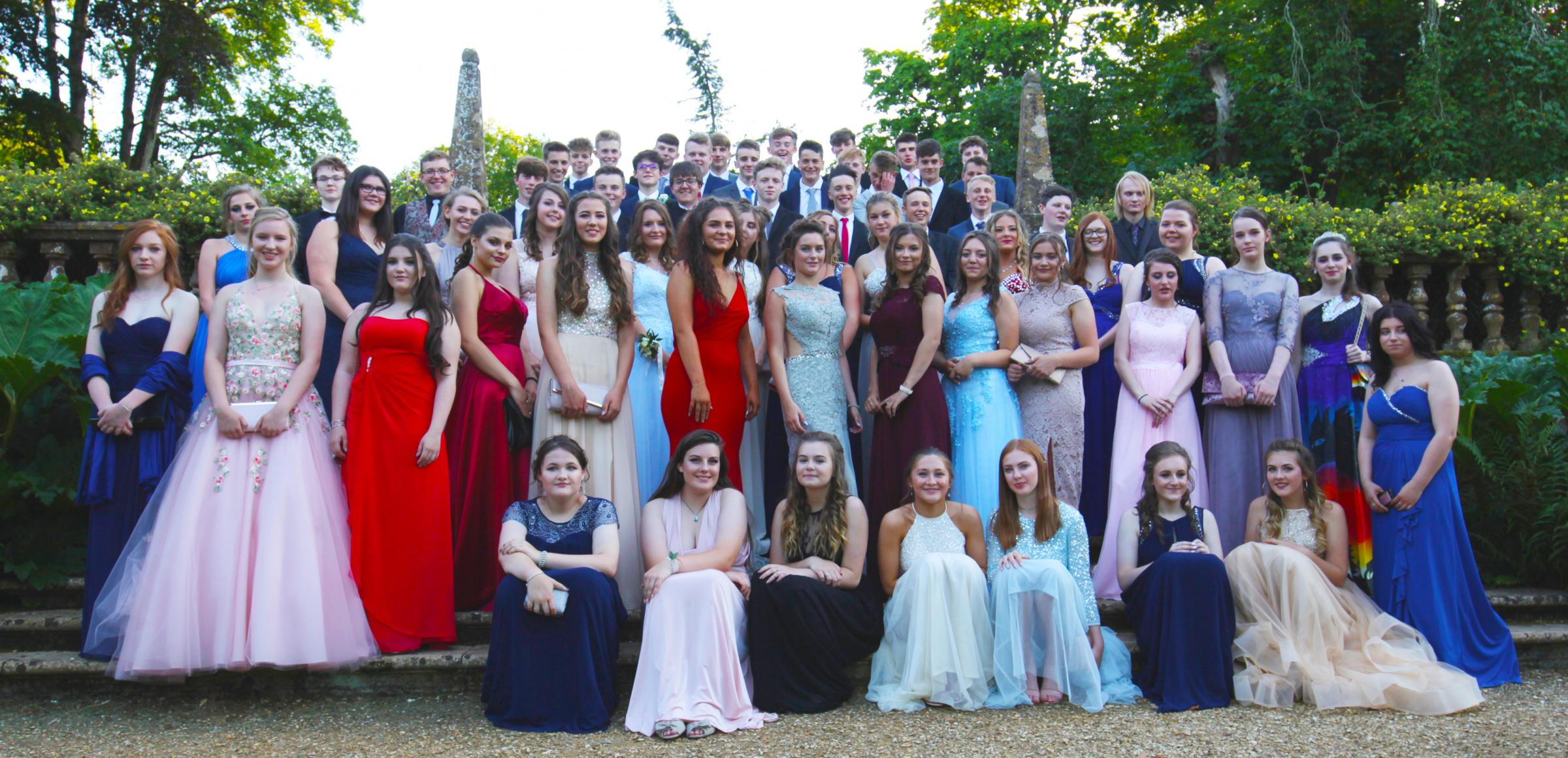 GALLERY: Sturminster Newton High School Prom Year 11