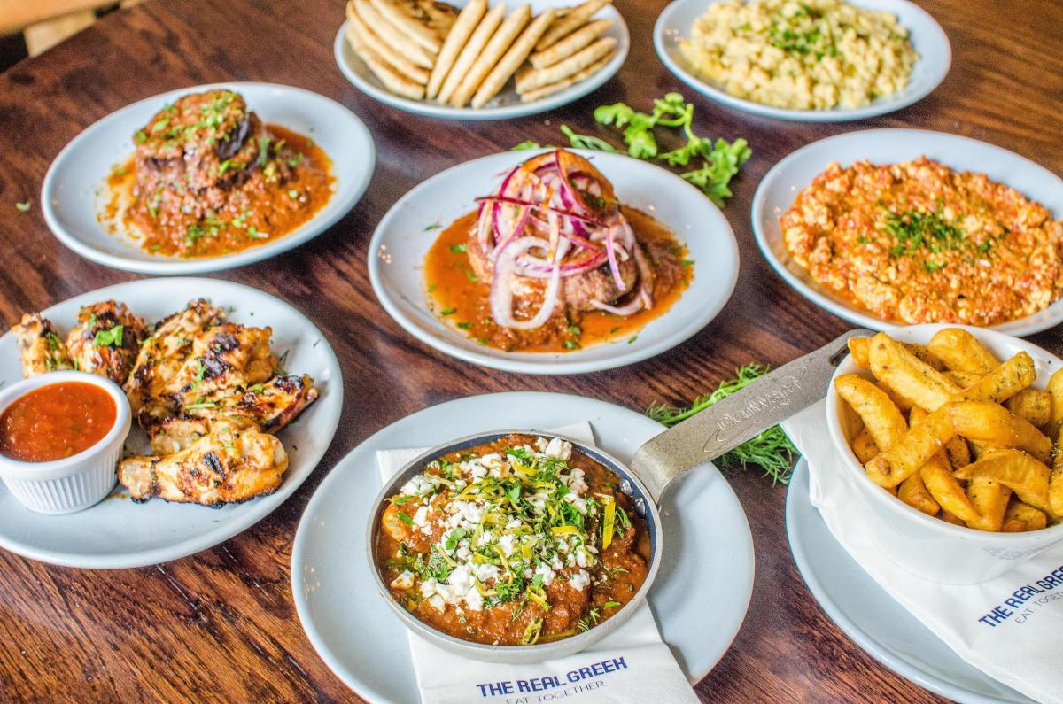 The Real Greek has opened in Bournemouth - here's what is on