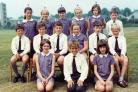 Winton and Moordown Junior School prefects in 1970 sent in by Moordown Local History Society. Picture belongs to John CuffCopyright unknown