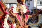 Swanage Carnival. Picture: Claire Richards Photography