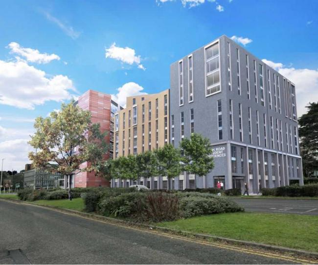 DIGS New Student Accomodation Project In Bournemouth
