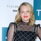 Bournemouth Echo: Elisabeth Moss at a photocall