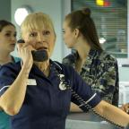 Bournemouth Echo: Nurse Duffy played by Cathy Shipton (BBC/Adrian Heap)