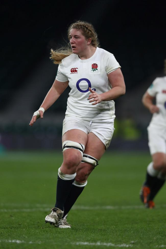 SPANISH OPENER: England's Poppy Cleall