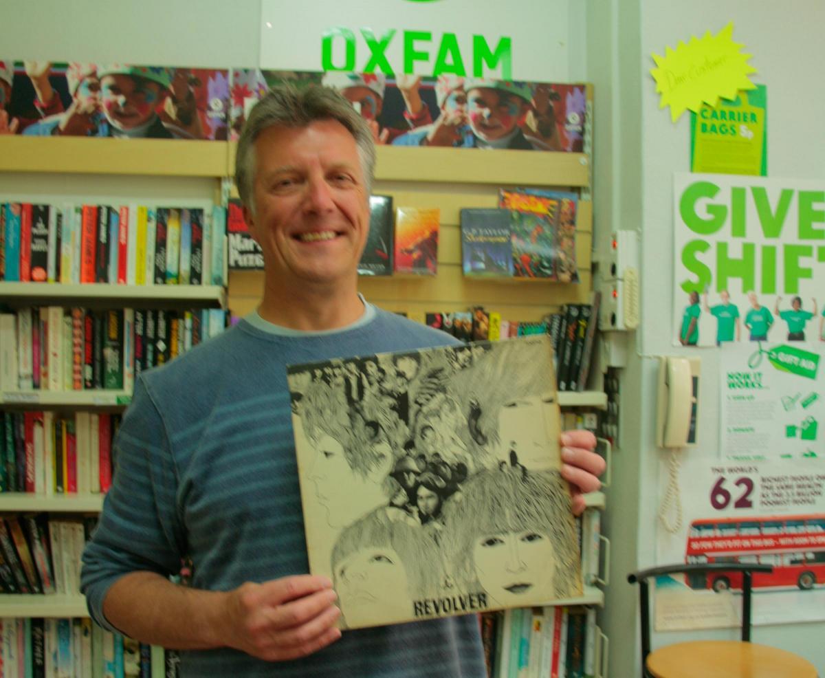 Charity shops find vintage records worth hundreds including